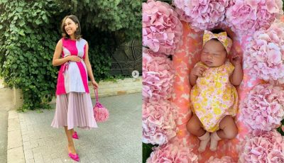 Daniela Culev a publicat o nouă imagine cu fetița ei și a dezvăluit numele micuței!