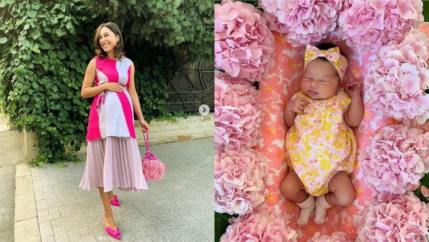 Foto: Daniela Culev a publicat o nouă imagine cu fetița ei și a dezvăluit numele micuței!