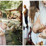 Foto: Gloria Gorceag a publicat imagini adorabile de la botezul lui Leo!