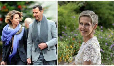 Prima doamnă a Siriei s-a vindecat de cancer. Detalii dezvăluite abia acum