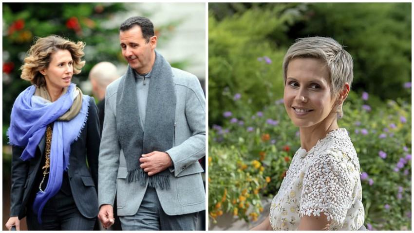 Foto: Prima doamnă a Siriei s-a vindecat de cancer. Detalii dezvăluite abia acum