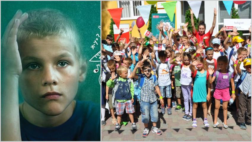 """Foto: ,,Ajută-mă să-mi pregătesc rucsacul de școală"""" – fii parte a campaniei de caritate și adu zâmbetul pe chipul unui copil!"""