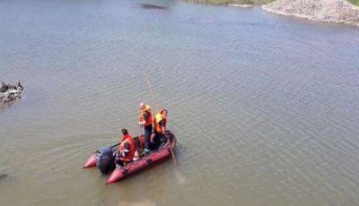 Un tănăr din Glodeni a sărit în lac pentru a salva un bărbat. Din păcate, ambii s-au înecat