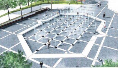 În următoarele zile va fi inaugurat havuzul din parcul Valea Trandafirilor!