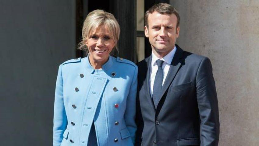 Foto: Emmanuel Macron, surprins la bustul gol! Președintele Franței are o condiție fizică excepțională