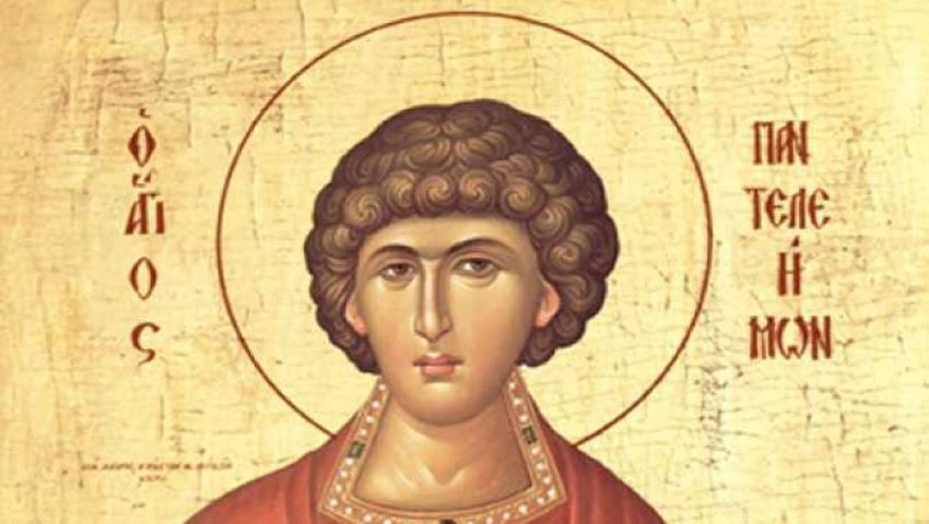 Foto: Creştinii ortodocşi de stil vechi îl cinstesc astăzi pe Sfântul Mare Mucenic Pantelimon