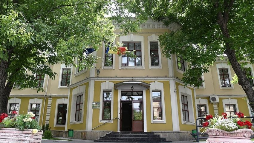 """Foto: Universitatea de Medicină și Farmacie """"Nicolae Testemițanu"""" a anunţat concurs pentru funcţia de rector"""