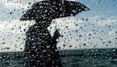 Meteorologii au emis cod galben de averse puternice cu grindină și vijelie