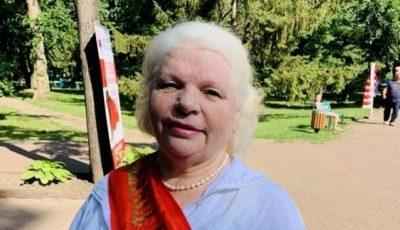 O faptă demnă de apreciat! O moldoveancă a donat, de-a lungul vieții, peste 75 de litri de sânge