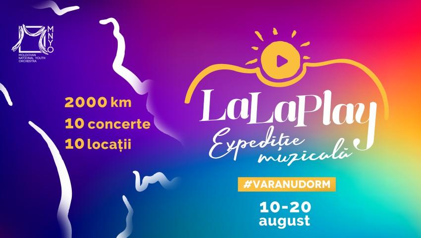 """Foto: 10 concerte în 10 locații deosebite, cu intrare liberă – proiectul ,,La La Play"""" revine la cea de-a 3-a aniversare!"""