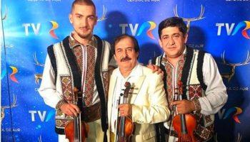 Nicolae, Corneliu și Cristi Botgros, trei generații de artiști pe scena Festivalului Cerbul de Aur!