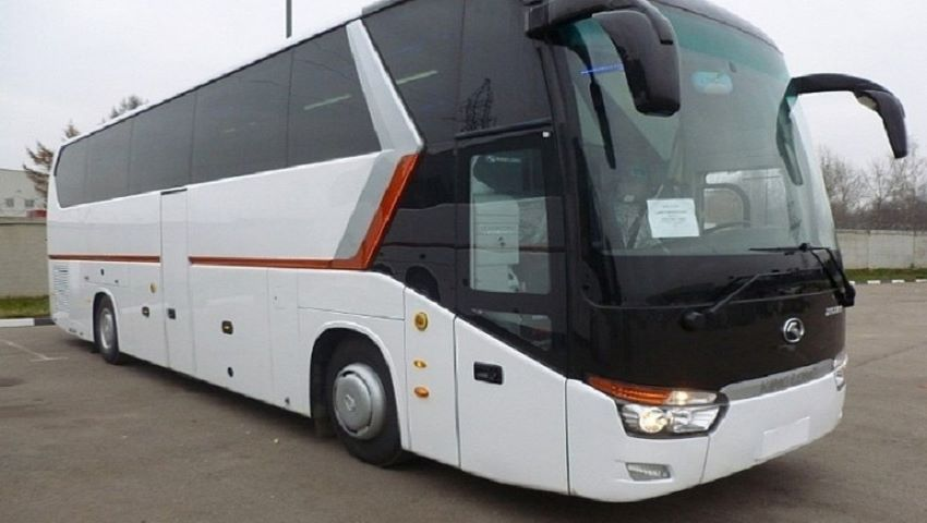Foto: Un autobuz cu copii moldoveni a luat foc în Bulgaria. Nu sunt victime
