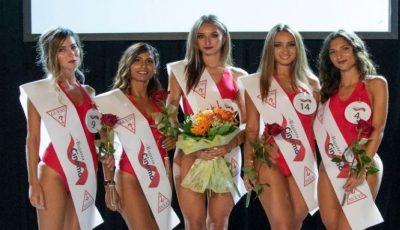 O moldoveancă a fost desemnată Miss, la un concurs de frumusețe din Italia!