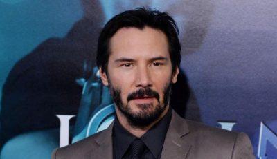 Iubita lui Keanu Reeves. Fanii nu au apreciat alegerea actorului, considerând-o prea în vârstă