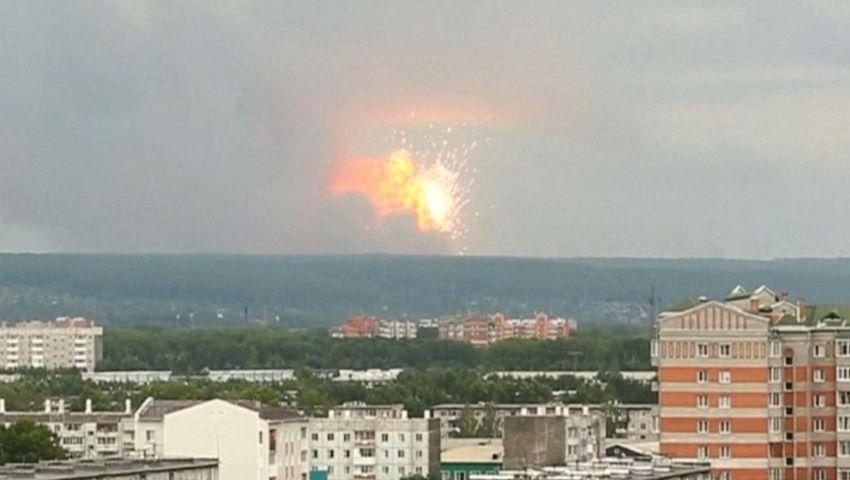 Foto: Consecințele exploziei nucleare din Rusia. Va fi afectată Moldova?