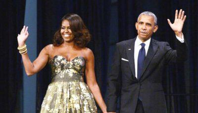 Potrivit revistei Globe, soții Obama ar fi divorțat după 27 de ani de căsnicie
