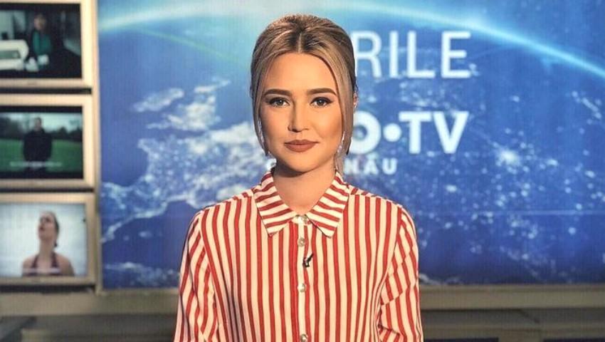 Foto: Prezentatoarea TV Tatiana Nastas a dezvăluit sexul bebelușului