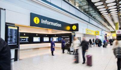 Aeroporturile din Marea Britanie vor permite transportul lichidelor în bagajul de mână