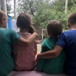 Foto: După 10 ani de violență cumplită, Elena a avut curajul să-și schimbe viața