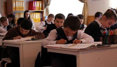 Fiecare al patrulea pedagog din raioanele de sud ale țării este pensionar