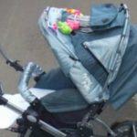 Foto: Un bebeluș din Ungheni a murit în drum spre spital, după ce a căzut din cărucior