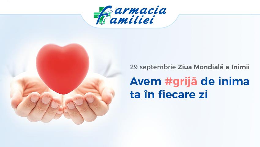 Foto: Avem #grijă de inima ta în fiecare zi