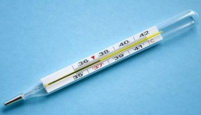 Republica Moldova interzice folosirea termometrelor și altor dispozitive care conțin mercur