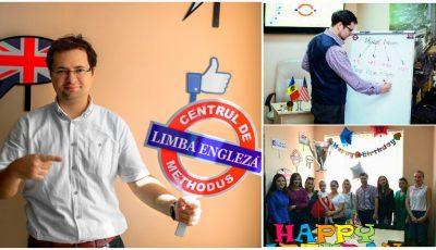 Învață limba engleză eficient și atractiv, cu ajutorul tehnologiilor moderne de predare și echipei de traineri profesioniști!