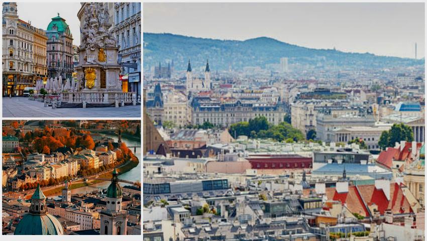 Foto: Viena, desemnată cel mai bun oraș pentru locuit din lume, pentru al doilea an consecutiv