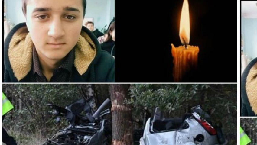 Foto: Familia unuia din tinerii care au decedat în Germania, solicită ajutor pentru înmormântare