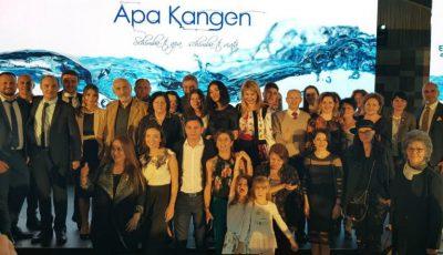 """Raport foto: """"Aniversarea de 10 ani Apa Kangen în România"""""""