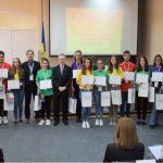 Foto: În Moldova s-a desfășurat Olimpiada Internațională la Limba Franceză