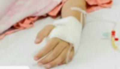 O fetiță de 8 ani din Rezina a murit în spital din cauza unei viroze. Ancheta a constatat că ea putea fi salvată