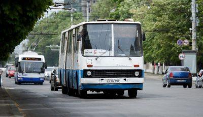 O călătorie cu autobuzul, în municipiul Chișinău, ar trebui să coste cel puțin 10 lei