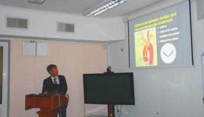 Un chirurg japonez va efectua mai multe operații cu utilaj performant, la Institutul de Neurologie și Neurochirurgie din Chișinău