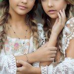 Foto: Cum arată cele mai frumoase gemene din lume? La doar 9 ani, au devenit modele!