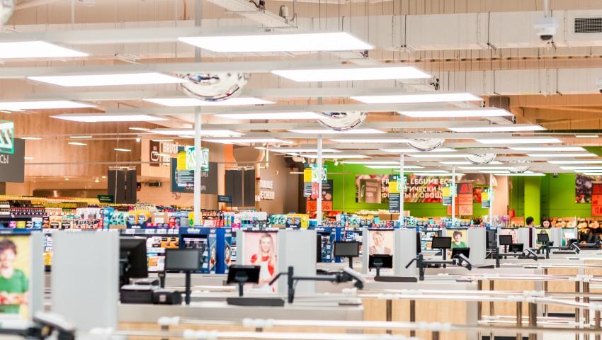 Foto: Kaufland a deschis primele două magazine în Republica Moldova