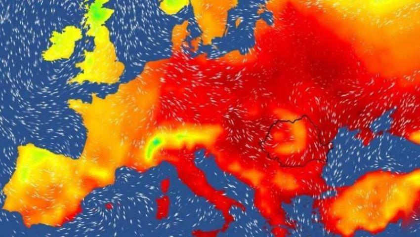 Foto: Prognoza meteorologilor. Octombrie vine cu temperaturi extreme!