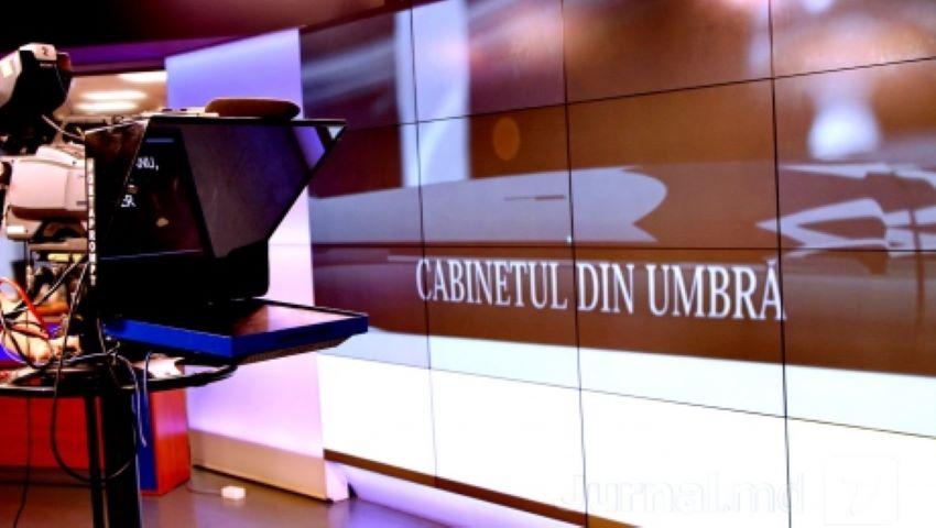 """Foto: Iată cine este noul prezentator al emisiunii ,,Cabinetul din umbră"""" de la Jurnal TV!"""