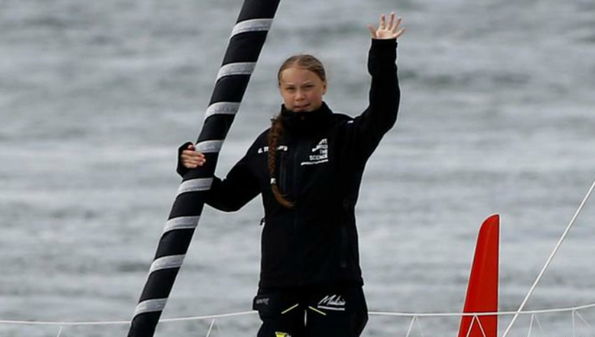 """Foto: Premiul """"Nobel alternativ"""" a fost câștigat de Greta Thunberg, adolescenta de 16 ani care luptă pentru salvarea planetei"""