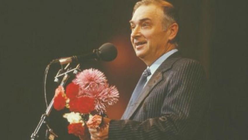 Foto: Scriitorul Ion Druță împlinește astăzi 91 de ani
