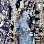 Foto: Fotografii nemaivăzute cu dezastrul provocat de atacul terorist din 11 septembrie, din SUA