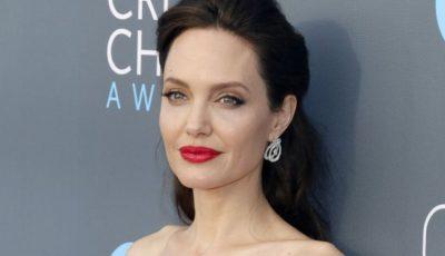 Angelina Jolie va deveni din nou mamă
