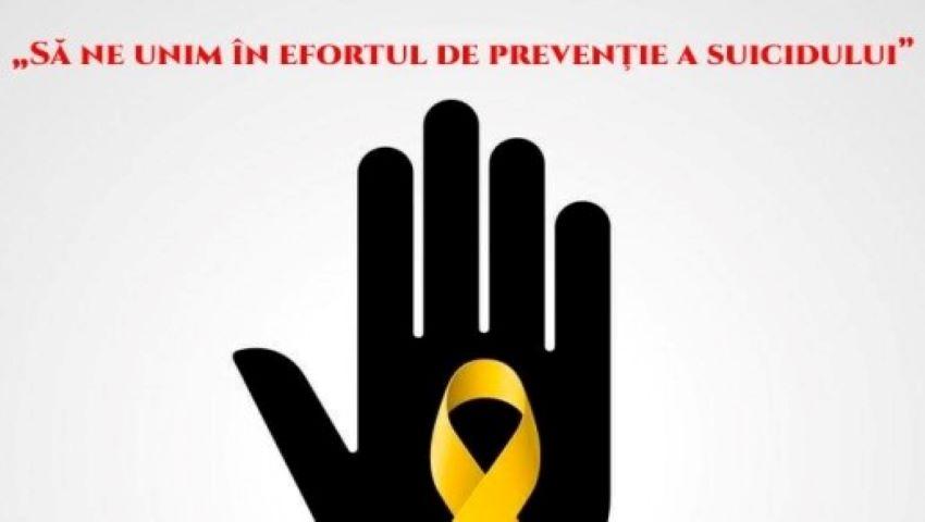 Foto: Inspectoratul General al Poliției: Ce trebuie să faci dacă ești martorul unei tentative de suicid?