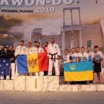 Foto: Medalia de aur pentru Moldova, la Campionatul Mondial de Taekwon-Do