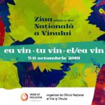 Foto: Pe 5 și 6 octombrie, vino să te bucuri de succesele Vinului Moldovei, în Piața Marii Adunări Naționale, la Ziua Națională a Vinului 2019!