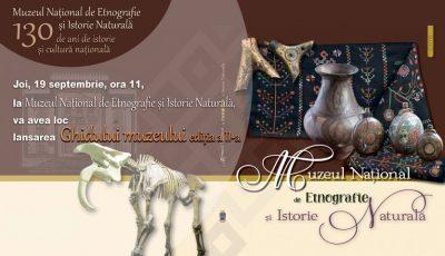 130 de ani de la fondarea Muzeului Național de Etnografie și Istorie Naturală! În țară vor fi organizate mai multe evenimente