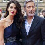 """Foto: Amal Clooney și-a făcut o intervenție estetică reușită. Imagini de tipul ,,înainte și după"""""""