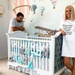 Foto: Diana Dumitrescu a născut un băieţel sănătos. Actriţa a păstrat secret momentul