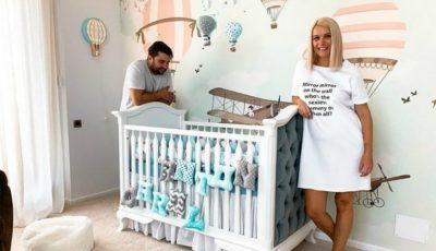 Diana Dumitrescu a născut un băieţel sănătos. Actriţa a păstrat secret momentul